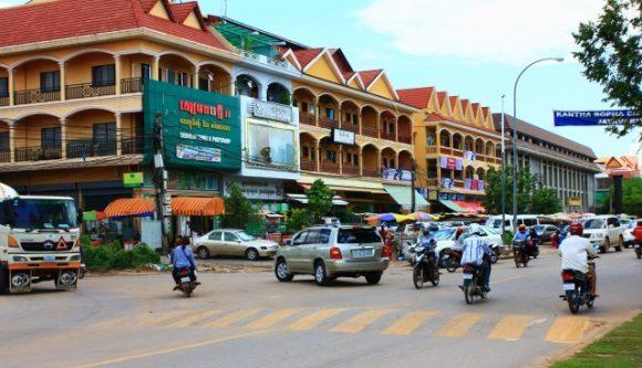 カンボジアのタクシー事情やおすすめ移動手段!旅行前に知るべき7つの事!