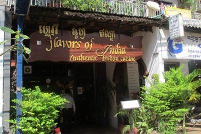 プノンペンで絶対行きたいおすすめカフェ・レストラン8選!フレーバーオブインディア