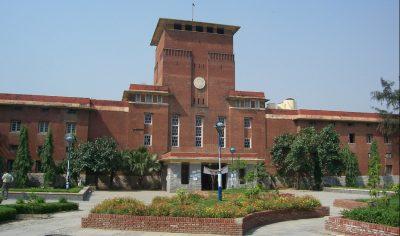インドの人気大学を現地調査!7つのおすすめ役立ち情報!デリー大学