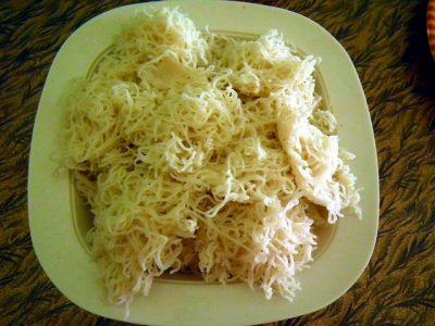 現地で絶対食べたいおすすめスリランカ料理10選!インディアッパ