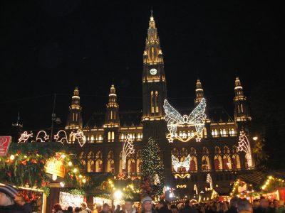 オーストリアのクリスマスはどんな感じ?6つのおもしろ豆知識!クリスマスマーケット