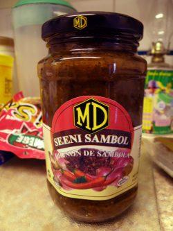 現地で絶対食べたいおすすめスリランカ料理10選!サンボール