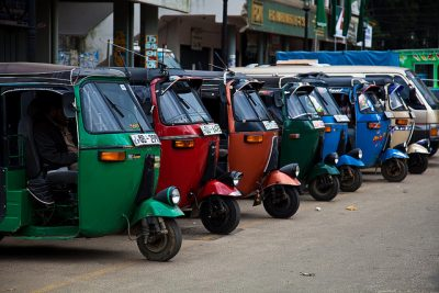スリランカ観光のおすすめ移動手段!旅行前に知るべき7つの事!スリーウィラー