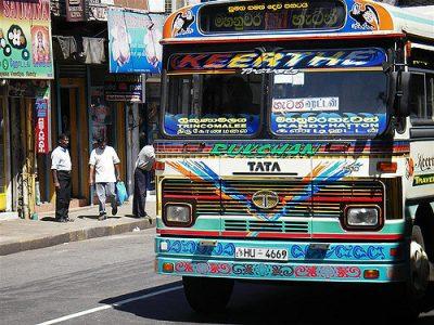 スリランカ観光のおすすめ移動手段!旅行前に知るべき7つの事!バス