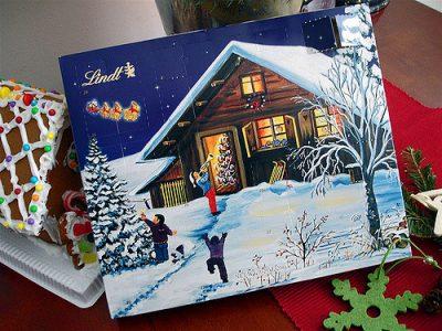 スイスのクリスマスはどんな感じ?6つのおもしろ豆知識!アドヴェントカレンダー