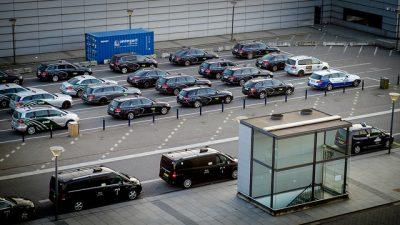 デンマーク観光のおすすめ移動手段!旅行前に知るべき7つの事!タクシー