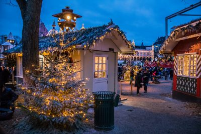 デンマークのクリスマスはどんな感じ?6つのおもしろ豆知識!チボリ