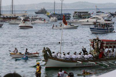 1月、2月、3月のブラジル国内おすすめイベント特集!女神の海上パレード