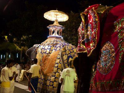 1月、2月、3月のスリランカ国内おすすめイベント特集!ナワンペラヘラ祭り