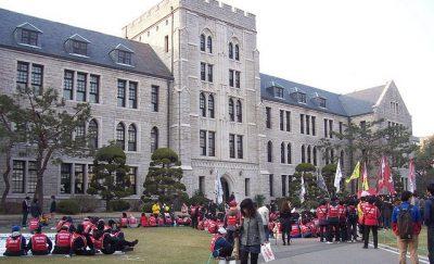 韓国の人気大学を現地調査!7つのおすすめ役立ち情報!高麗大学校