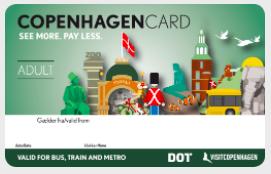 デンマーク観光のおすすめ移動手段!旅行前に知るべき7つの事!コペンハーゲンカード