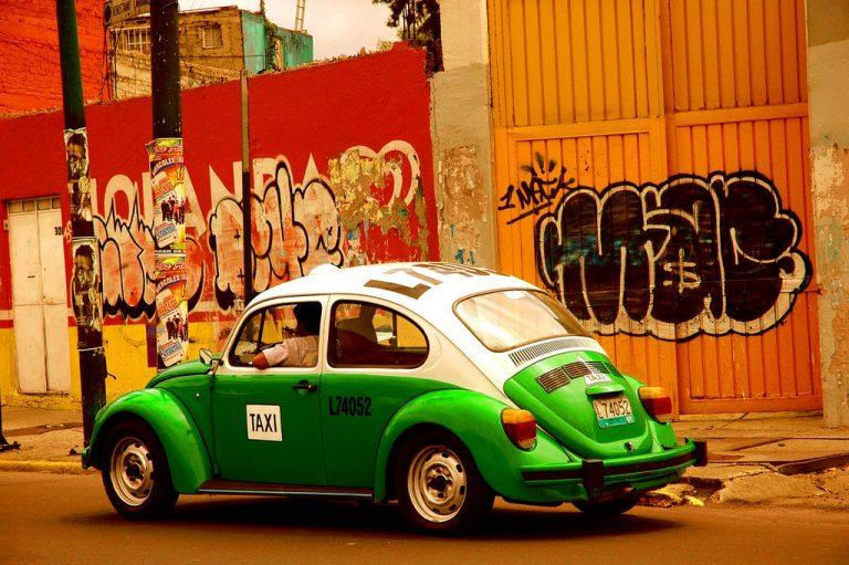 メキシコのタクシー事情やおすすめ移動手段!旅行前に知るべき7つの事!