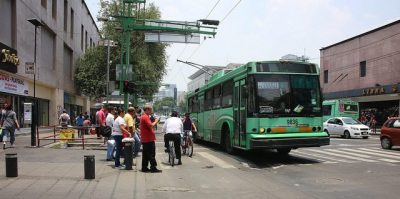 メキシコのタクシー事情やおすすめ移動手段!旅行前に知るべき7つの事!トロリーバス