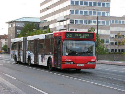 ドイツのタクシー事情やおすすめ移動手段!旅行前に知るべき7つの事!バス