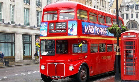 ロンドンのタクシー事情やおすすめ移動手段!旅行前に知るべき7つの事!