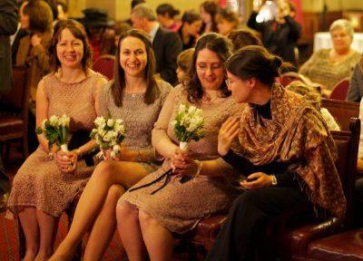 イギリスの結婚式で知っておくべき7つの豆知識!服装