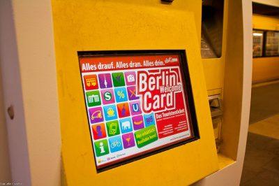 ドイツのタクシー事情やおすすめ移動手段!旅行前に知るべき7つの事!ベルリンウェルカムカード