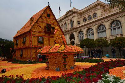 フランスの1月、2月、3月おすすめ人気イベント特集!マントンのレモン祭り