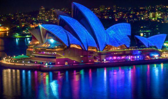 オーストラリアの1月、2月、3月おすすめ人気イベント特集!