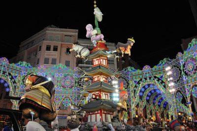 1月、2月、3月のスペイン国内おすすめイベント特集!サン・ホセ 火祭り