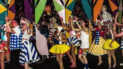 オーストラリアの1月、2月、3月おすすめ人気イベント特集!マルディグラ