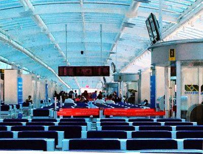 ブラジル・リオデジャネイロの空港を調査!旅行前に知るべき7つの特徴!ターミナル