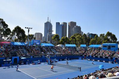 オーストラリアの1月、2月、3月おすすめ人気イベント特集!全豪オープン