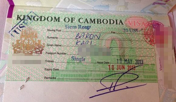 カンボジアのビザ取得で苦労する6つのポイント!