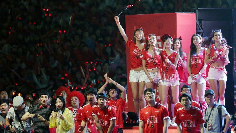 韓国語でスポーツ観戦!サッカー等でよく使うフレーズ15選!