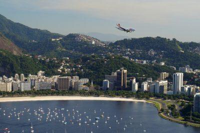 ブラジル・リオデジャネイロの空港を調査!旅行前に知るべき7つの特徴!ガレオン・アントニオ・カルロス・ジョビン空港