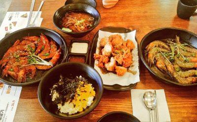 韓国ソウルで絶対行きたいおすすめカフェ・レストラン8選!セウサンフェ カンナムジョム