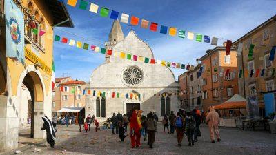 1月、2月、3月のイタリア国内おすすめイベント特集!カルネヴァーレ