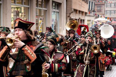 1月、2月、3月のドイツ国内おすすめイベント特集!カーニバル