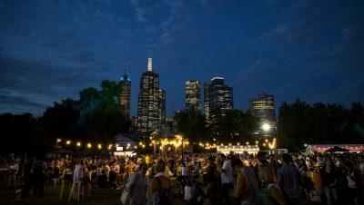 オーストラリアの1月、2月、3月おすすめ人気イベント特集!ナイトヌードルマーケット