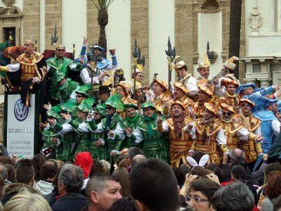 1月、2月、3月のスペイン国内おすすめイベント特集!カディス カーニバル