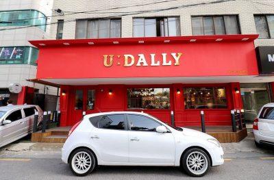 韓国ソウルで絶対行きたいおすすめカフェ・レストラン8選!U:DALLY 石村湖店