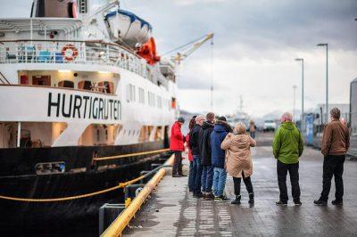 ノルウェー・トロムソで絶対行きたいおすすめカフェ・レストラン8選!Hurtigruten 船内でのカフェ レストラン