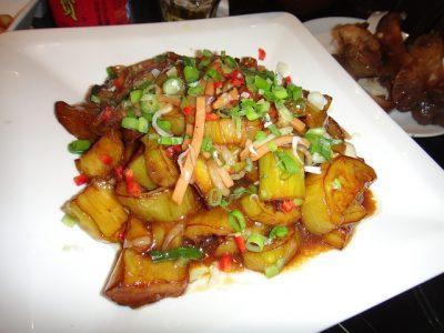 現地で絶対食べたいおすすめ中国料理10選!红烧茄子ホン・シャオ・チエ・ズ