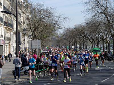 フランスの4月、5月、6月おすすめ人気イベント特集!パリマラソン