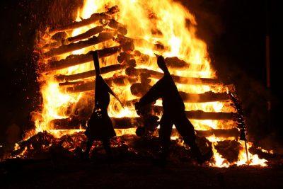 スペインの4月、5月、6月おすすめ人気イベント特集!サン ファンの火祭