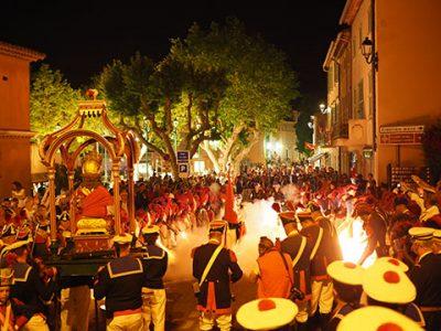 フランスの4月、5月、6月おすすめ人気イベント特集!ブラバード祭り