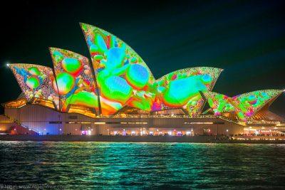 オーストラリアの4月、5月、6月おすすめ人気イベント特集!ビビッドシドニー