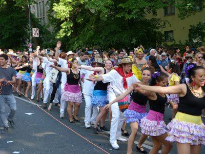 ドイツの4月、5月、6月おすすめ人気イベント特集!カーネヴァル デァ クルチューレン