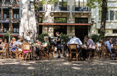 アントワープ・イーペルで絶対行きたいおすすめカフェ・レストラン8選!Bourla
