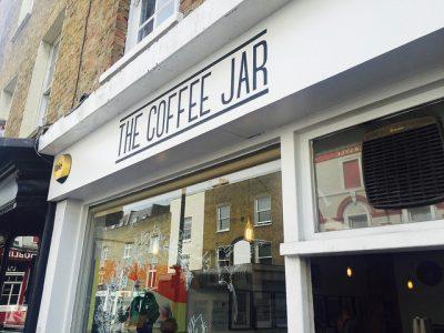 ロンドンで絶対行きたいおすすめ人気カフェ・レストラン8選!Coffee Jar