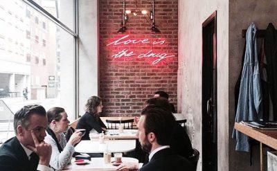 ロンドンで絶対行きたいおすすめ人気カフェ・レストラン8選!Holborn Grind