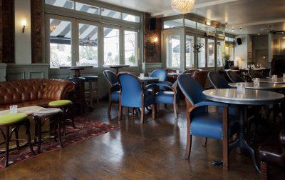 ロンドンで絶対行きたいおすすめ人気カフェ・レストラン8選!The Mitre