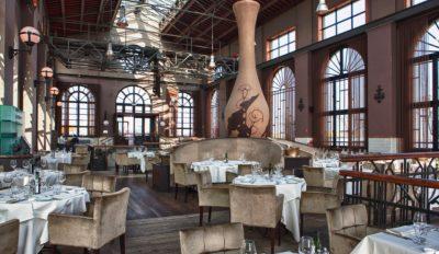 アントワープ・イーペルで絶対行きたいおすすめカフェ・レストラン8選!ヘッツポンプハウス