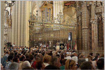 スペインの4月、5月、6月おすすめ人気イベント特集!トレド聖体祭