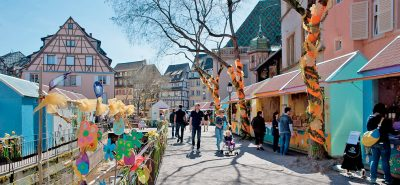 フランスの4月、5月、6月おすすめ人気イベント特集!コルマール春祭り